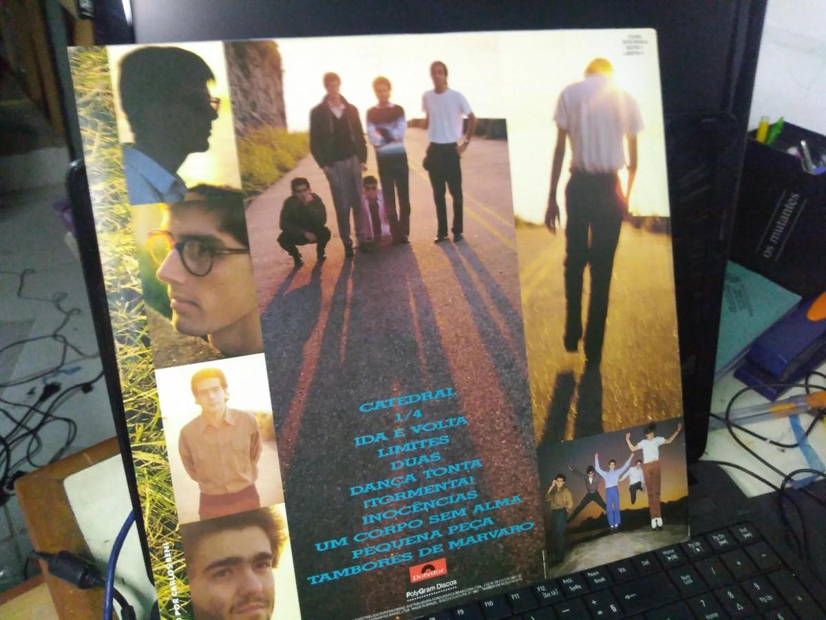 Foto5 - BIQUINI CAVADÃO, LP A Era da Incerteza, Polydor-1987 novinho com encarte