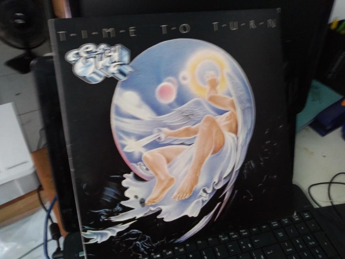 Foto 1 - ELOY, LP Time To Turn, Harvest-1982 zero km