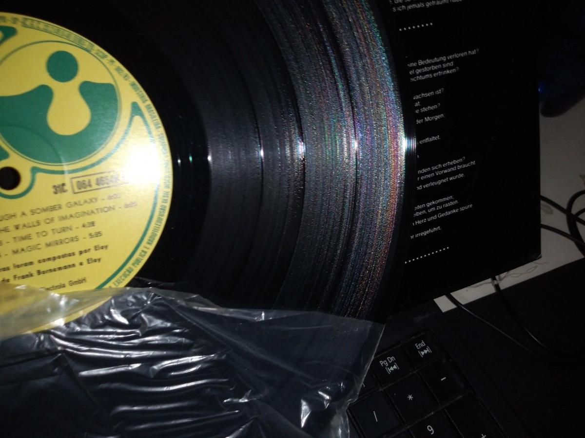 Foto4 - ELOY, LP Time To Turn, Harvest-1982 zero km