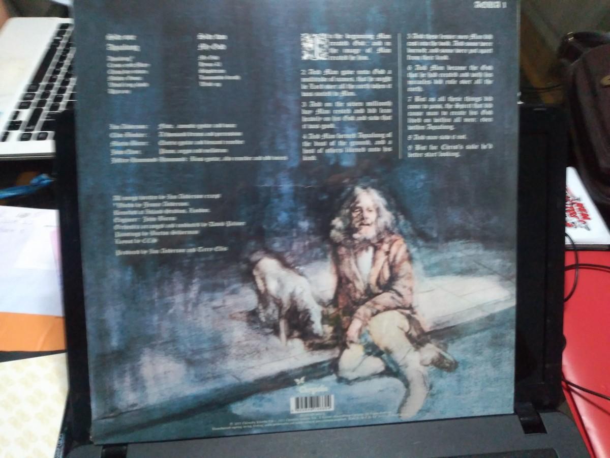 Foto 1 - JETHRO TULL, Lp 180 gramas Aqualung Edição 40 Anos, importado
