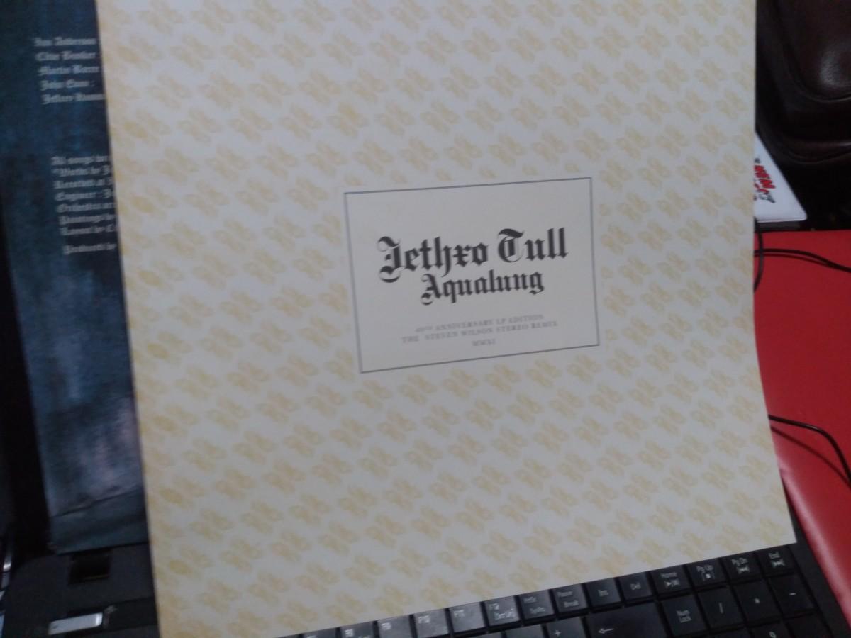 Foto3 - JETHRO TULL, Lp 180 gramas Aqualung Edição 40 Anos, importado