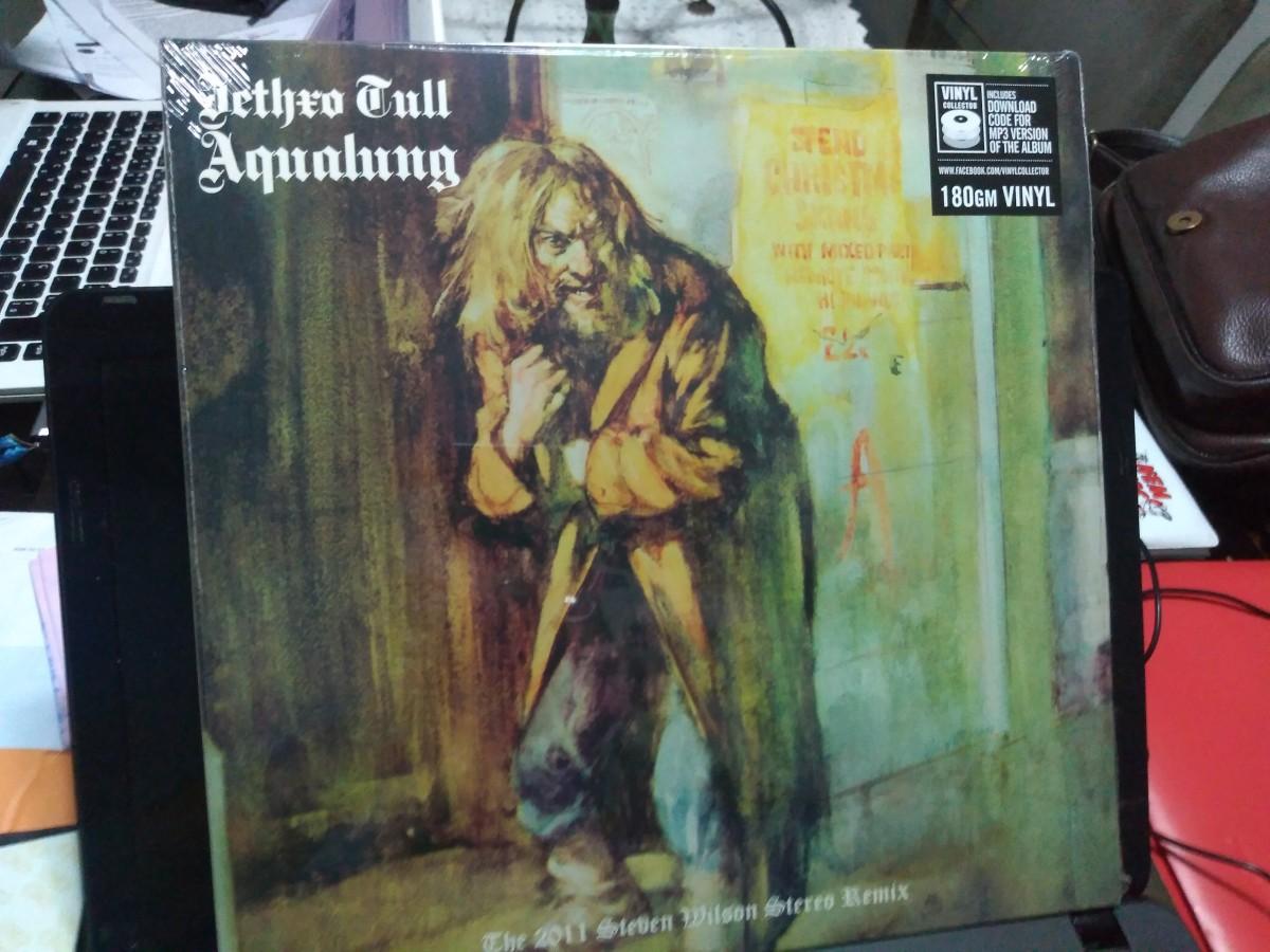 Foto4 - JETHRO TULL, Lp 180 gramas Aqualung Edição 40 Anos, importado