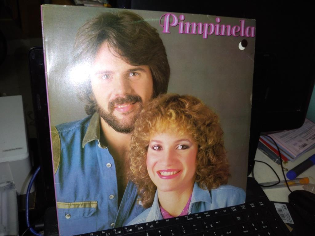 Foto 1 - PIMPINELLA, LP Pimpinella (siga seu rumo), Epic-1982 zero km