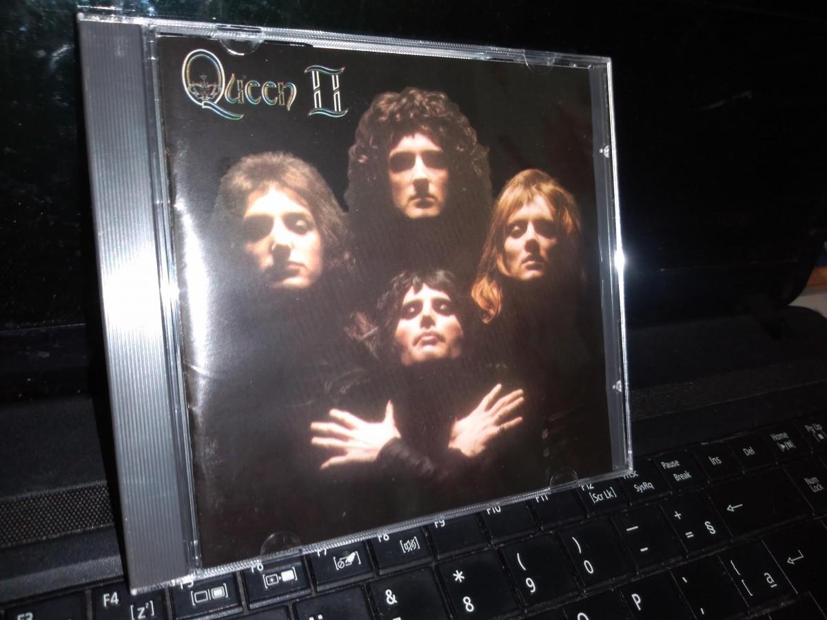 Foto 1 - QUEEN, Cd Queen 2, Emi-1974 remaster 1993
