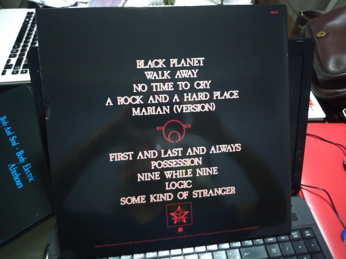 Foto 1 - THE SISTERS OF MERCY, Lp 180gr First And Last And Always, 1985 capa dupla reedição 2015 importado
