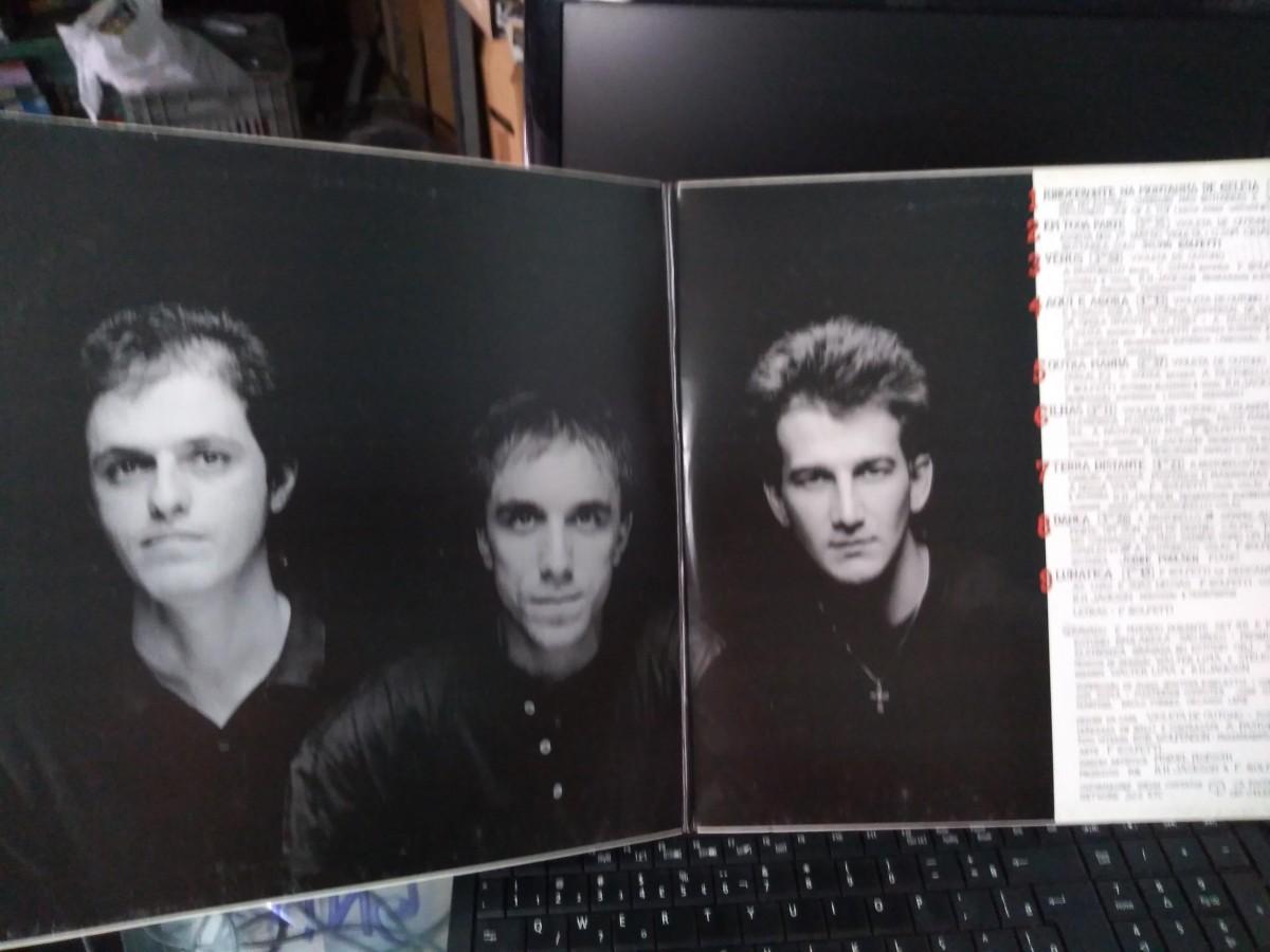 Foto5 - VIOLETA DE OUTONO, Lp Em Toda Parte, Rca-1989 zero km