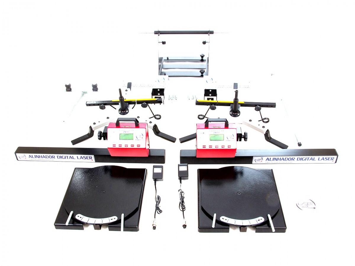 Foto 1 - Alinhador Digital Laser