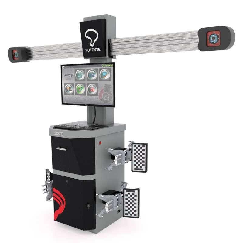 Foto 1 - Alinhador de Direção 3D