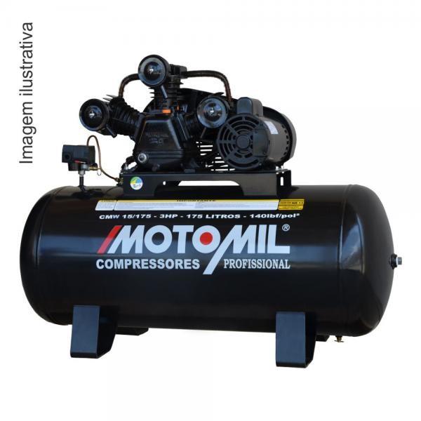 Foto 1 - Compressor de Ar - CMW 15/175
