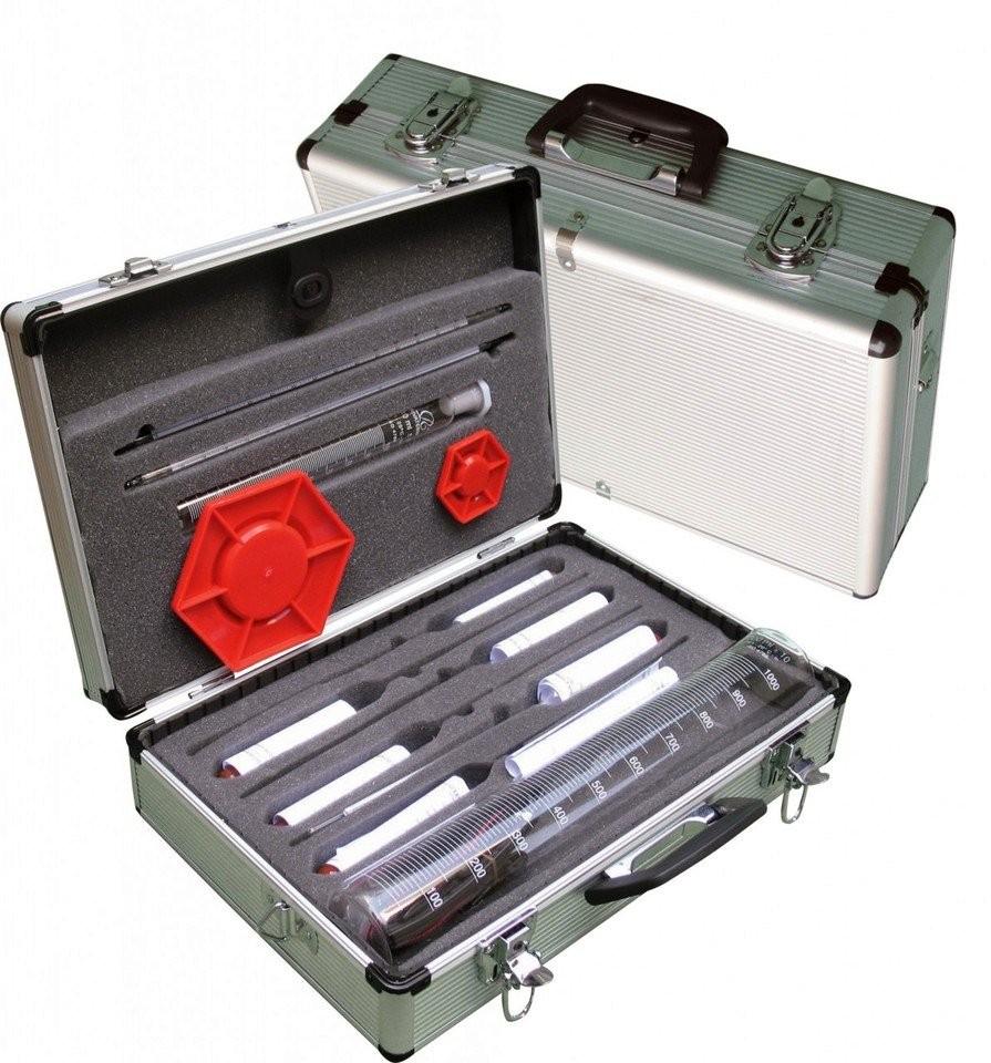 Foto 1 - Kit para Análise de Combustível - Nova Proveta 100ML