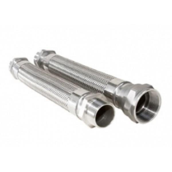 Foto 1 - Tubo Metálico Flexível para Hidráulica