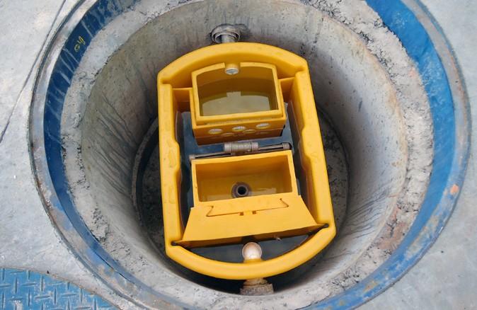 Foto4 - Caixa Separadora de Água e Óleo - 3000L/H