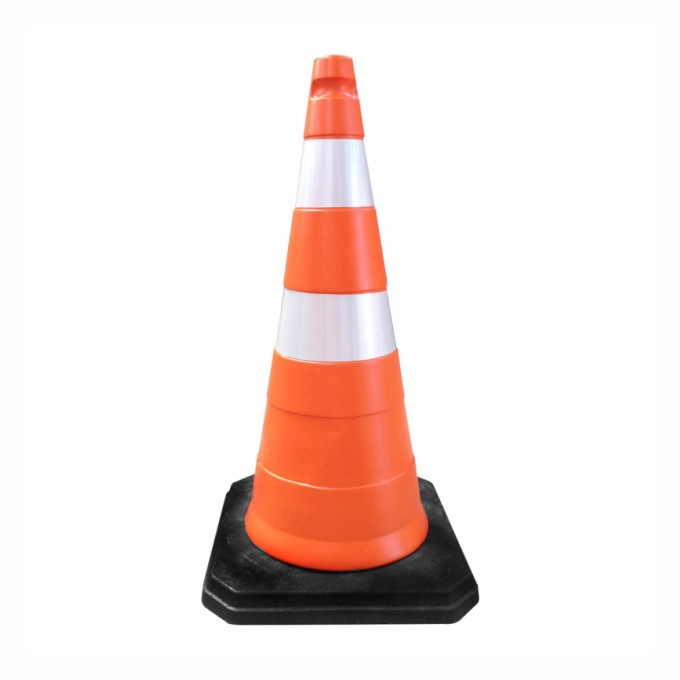 Foto 1 - Cone com Base de Borracha