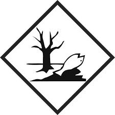 Foto 1 - Placa de Sinalização - Simbologia Meio Ambiente