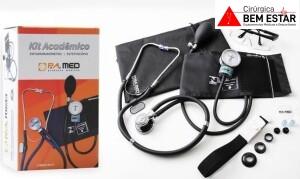Kit Acadêmico P.A Med