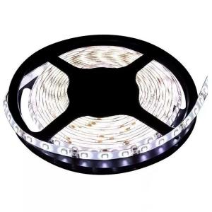 Foto2 - FITA LED EM ROLO 5M SMD BRANCA C/ADAP. Ref.: 32026