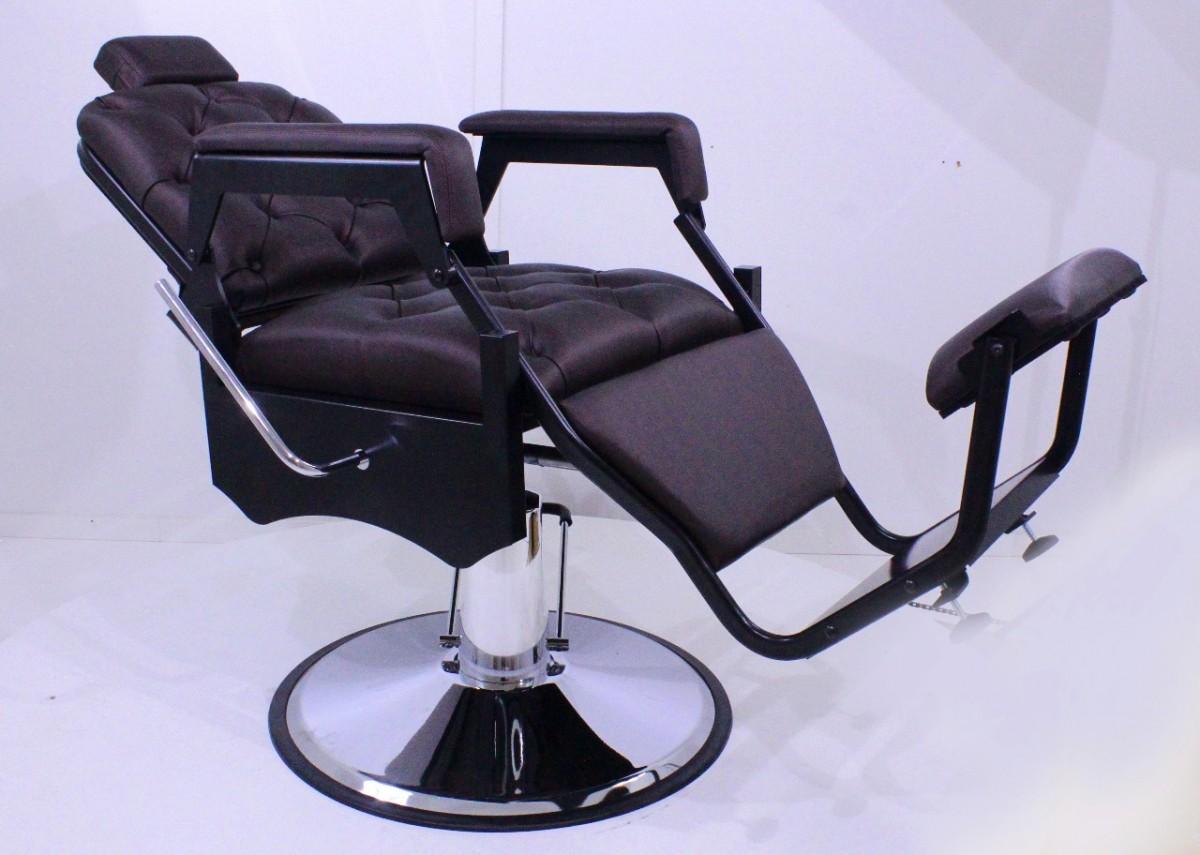 Foto2 - Cadeira Razor Barber Captone