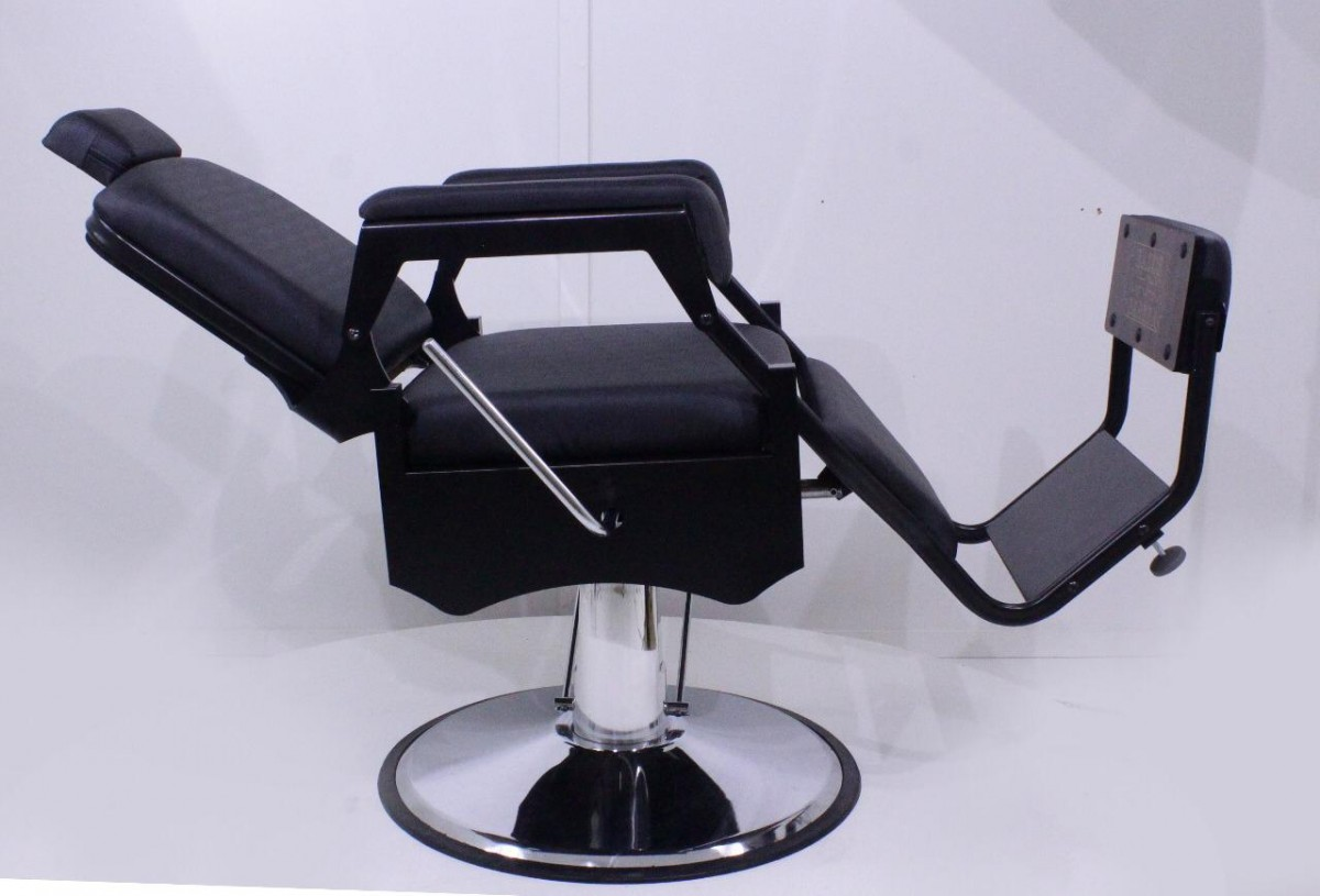 Foto4 - Cadeira Razor Barber