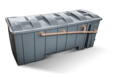 Foto2 - Separadora de Água e Óleo 1.000 e 2.000 litros/hora