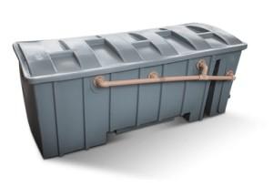 Foto2 - Separadora de Água e Óleo 2.000 litros/hora