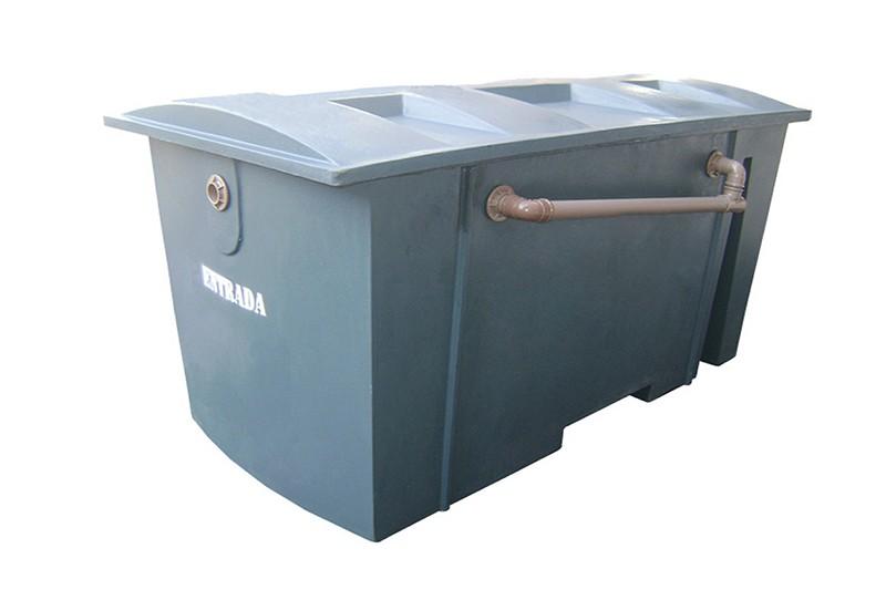 Foto 1 - Separadora de Água e Óleo 5.000 litros/hora