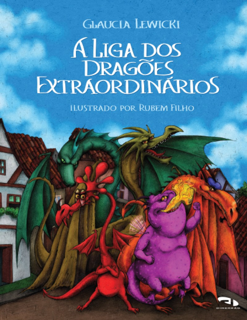 Foto 1 - A Liga dos Dragões Extraordinários