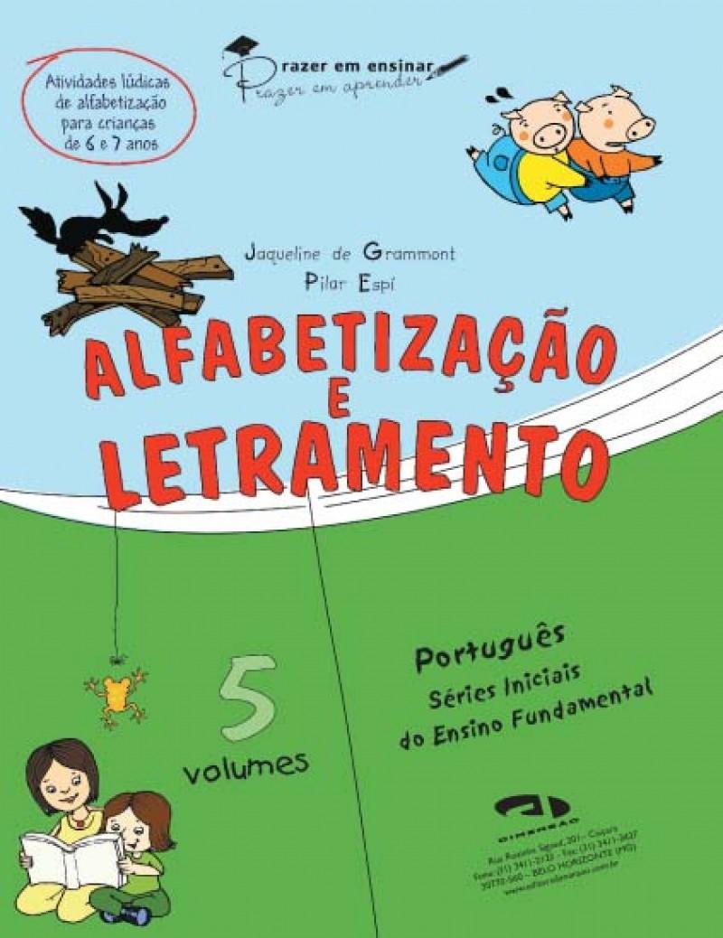Foto 1 - Alfabetização e Letramento