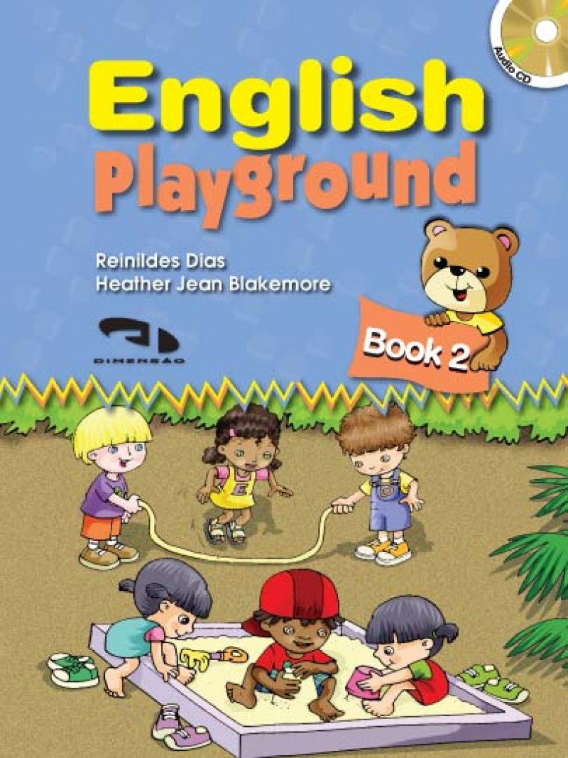Foto 1 - English Playground - Book 2