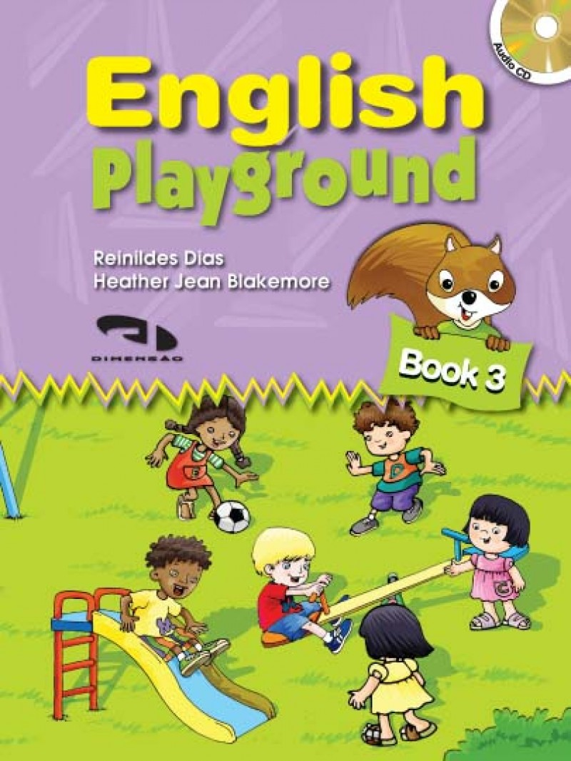 Foto 1 - English Playground - Book 3