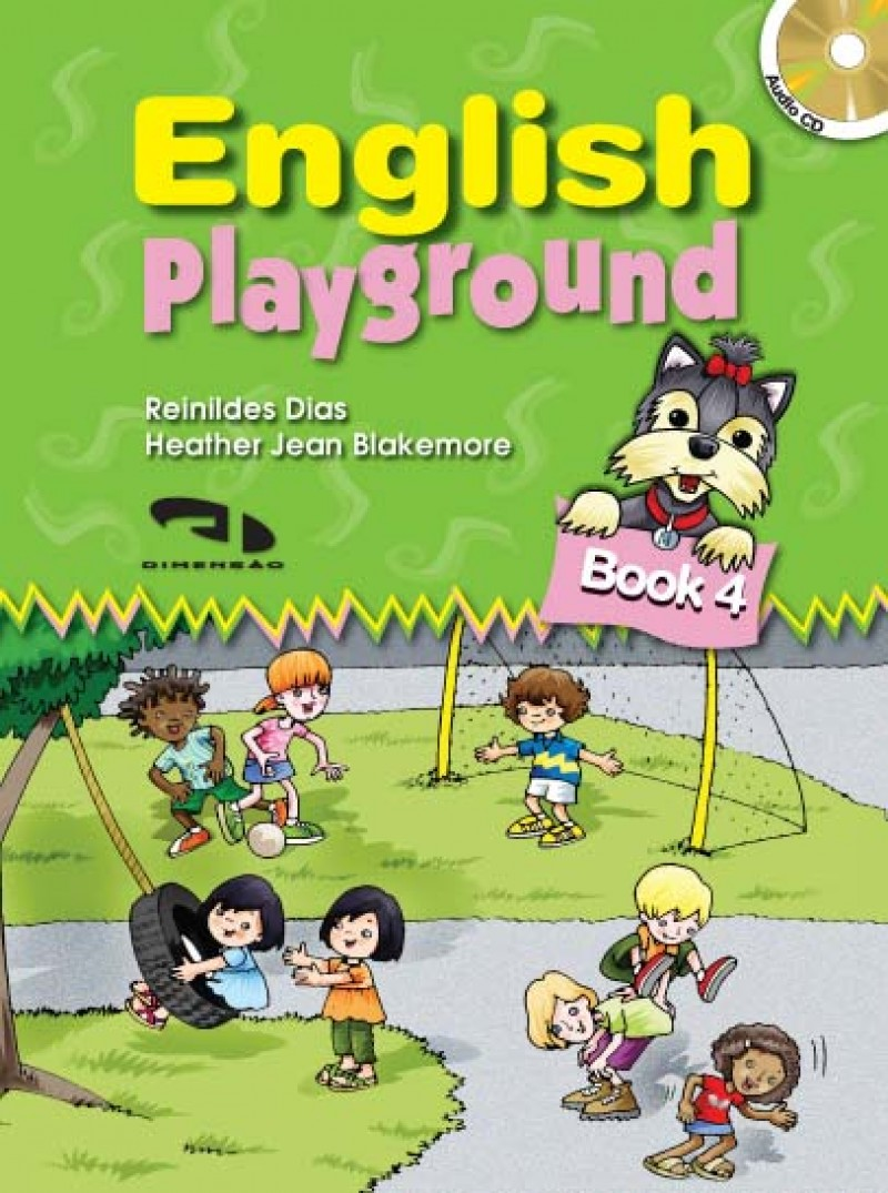 Foto 1 - English Playground - Book 4