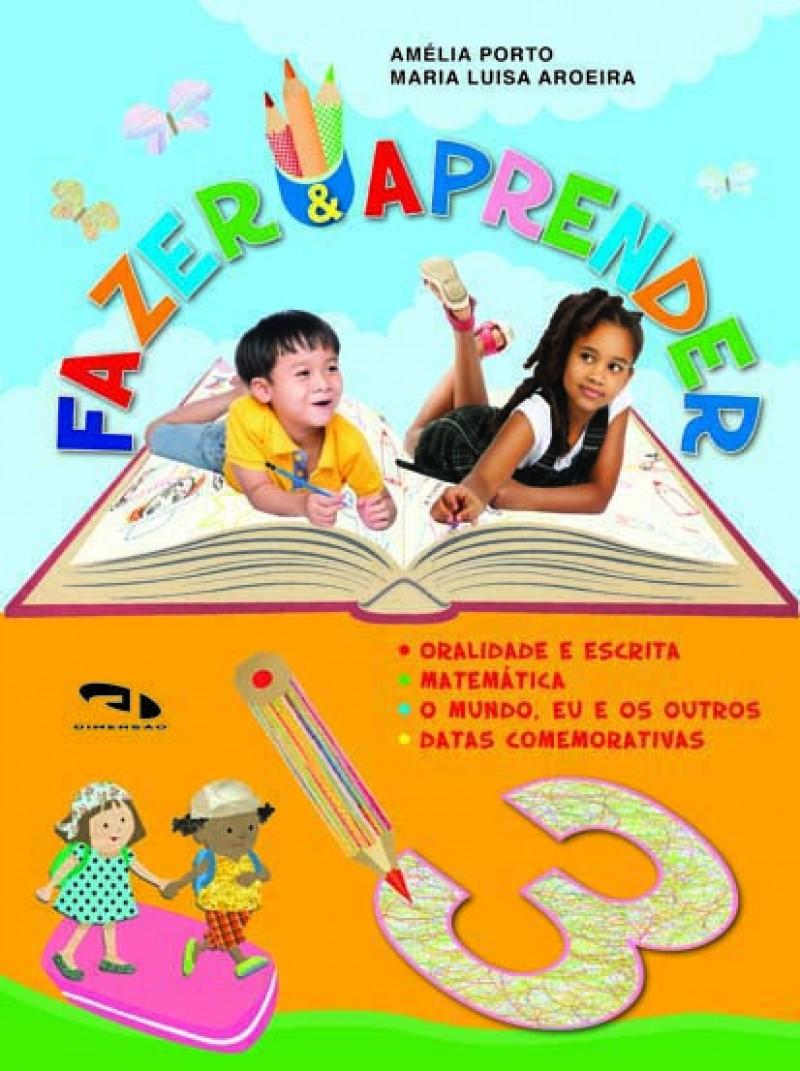 Foto 1 - Fazer e Aprender - Livro 3