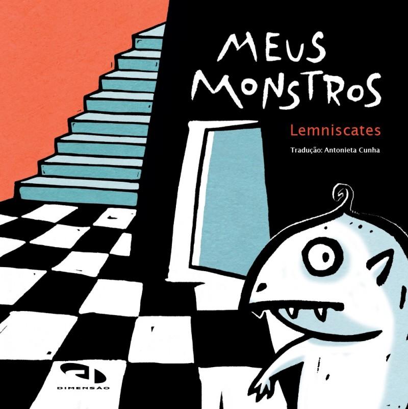 Foto 1 - Meus Monstros