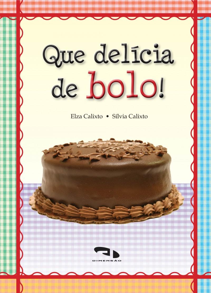Foto 1 - Que delícia de bolo!