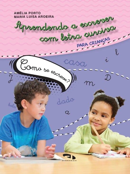Foto 1 - Coleção Girassol - Aprendendo a escrever com letra cursiva