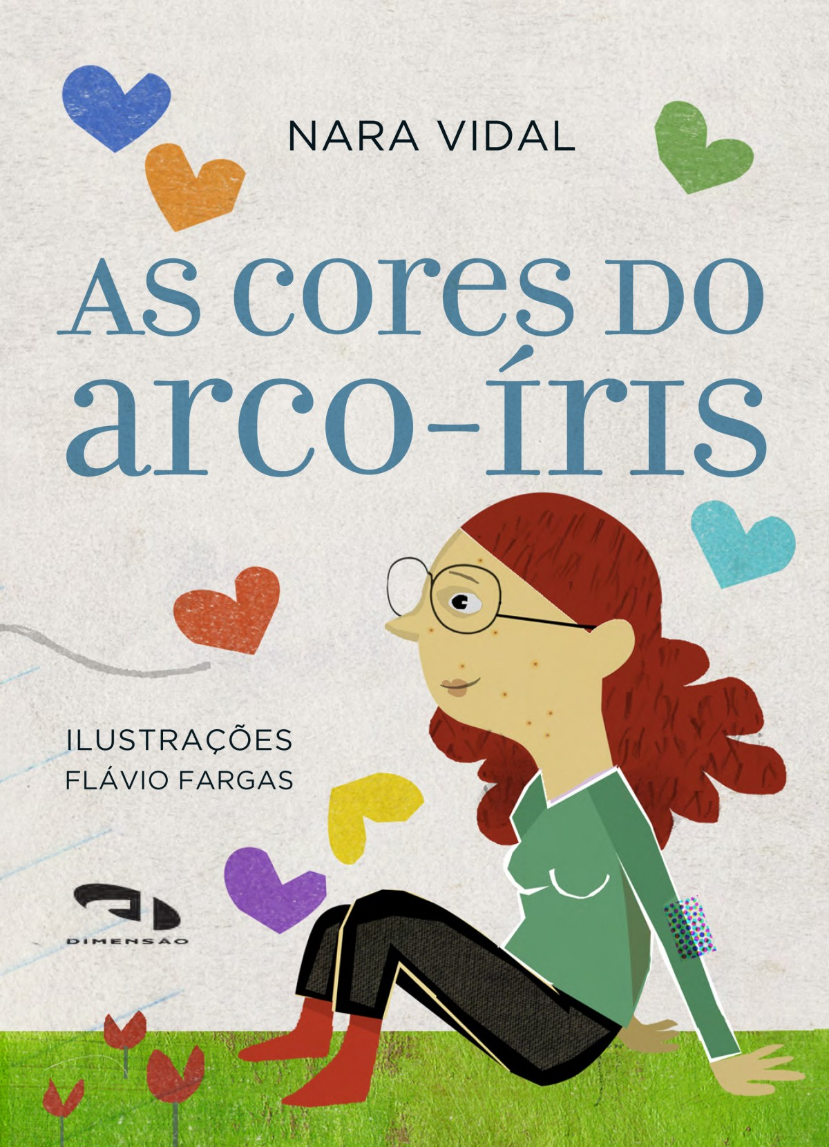 Foto 1 - As cores do Arco-íris