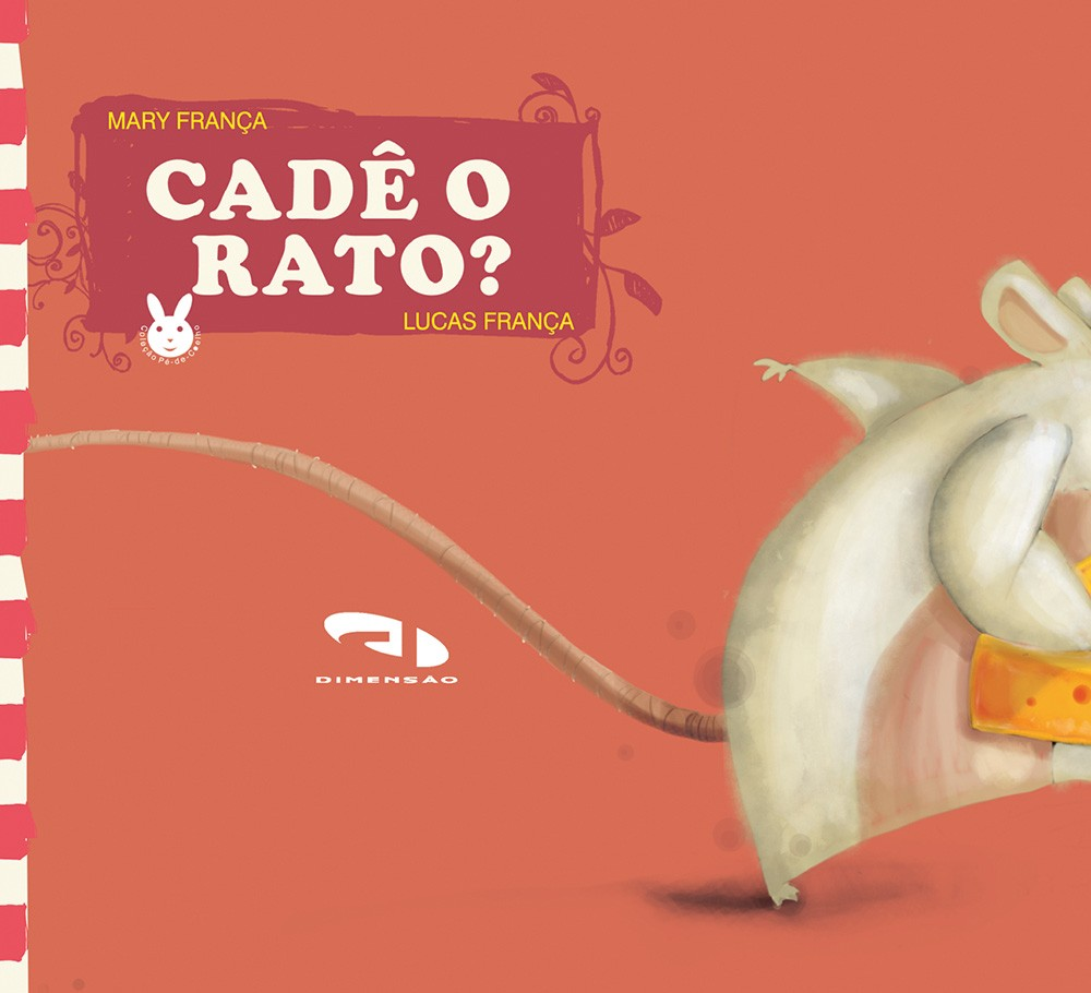 Foto 1 - Cadê o Rato?