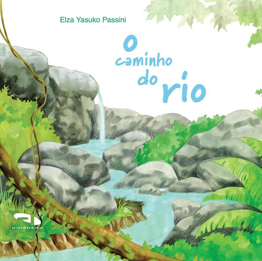 Foto 1 - Caminho do rio, O