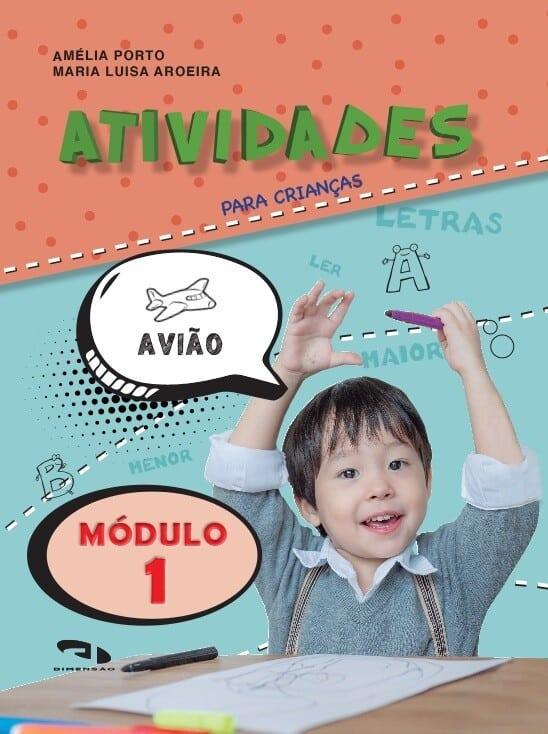 Foto 1 - Coleção Girassol - Atividades para crianças Módulo 1