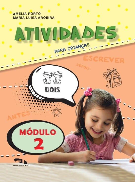 Foto 1 - Coleção Girassol - Atividades para crianças Módulo 2