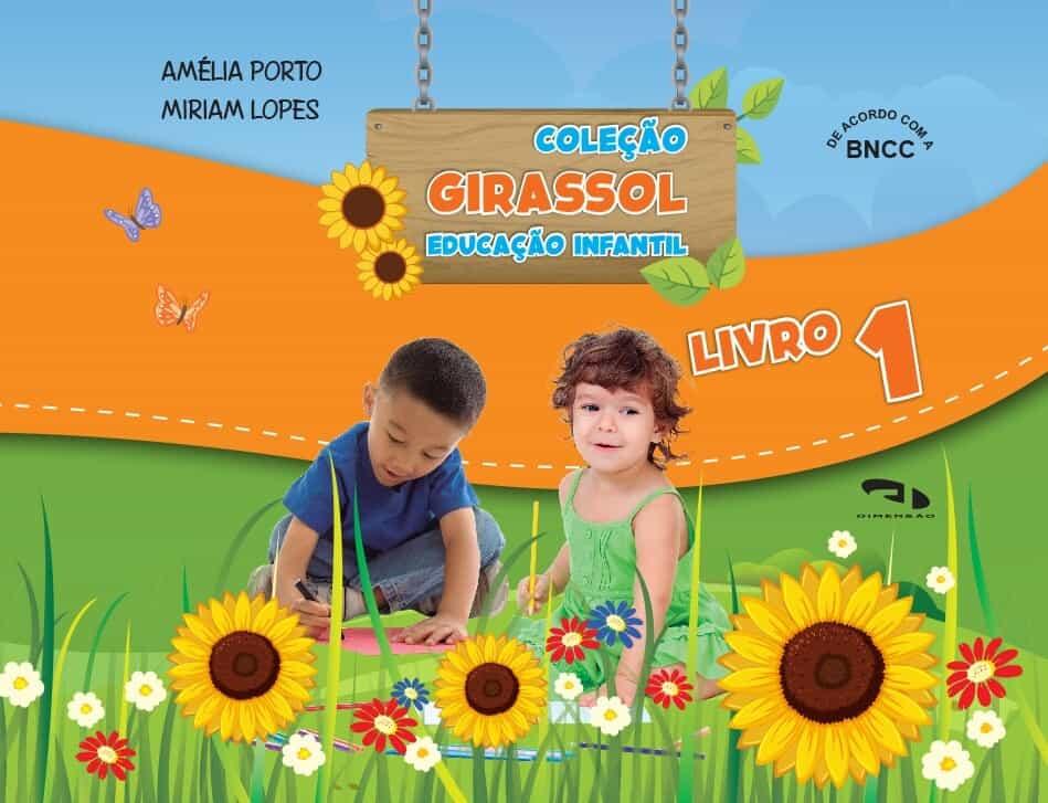 Foto 1 - Coleção Girassol - Educação Infantil Livro 1