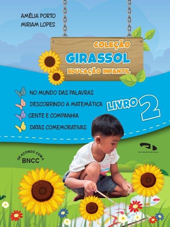 Foto 1 - Coleção Girassol - Educação Infantil Livro 2
