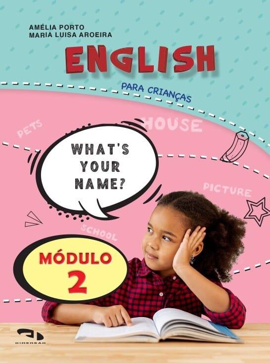 Foto 1 - Coleção Girassol - English para crianças Módulo 2