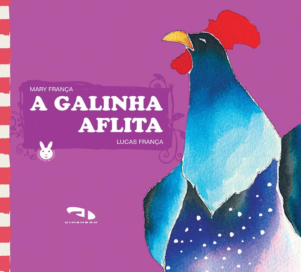 Foto 1 - Galinha aflita, A