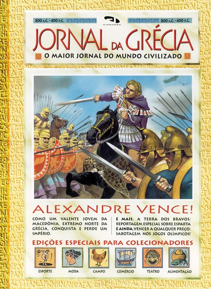 Foto 1 - Jornal da Grécia