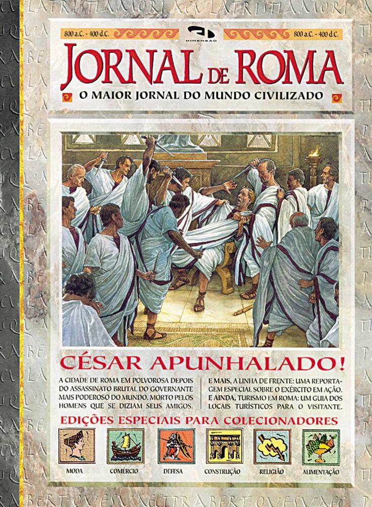 Foto 1 - Jornal de Roma