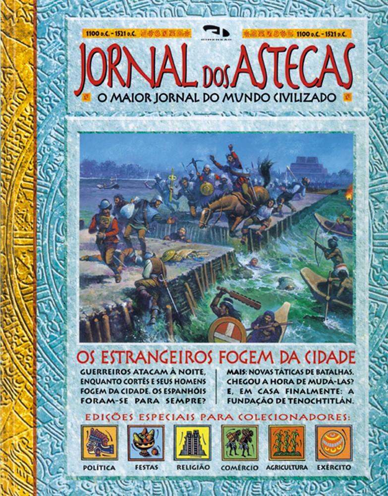 Foto 1 - Jornal dos Astecas