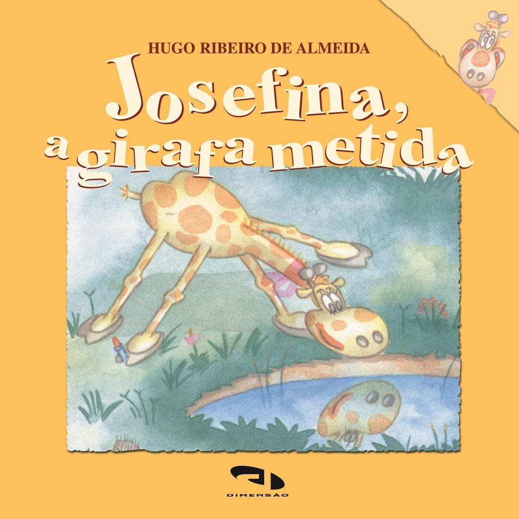 Foto 1 - Josefina, a girafa metida