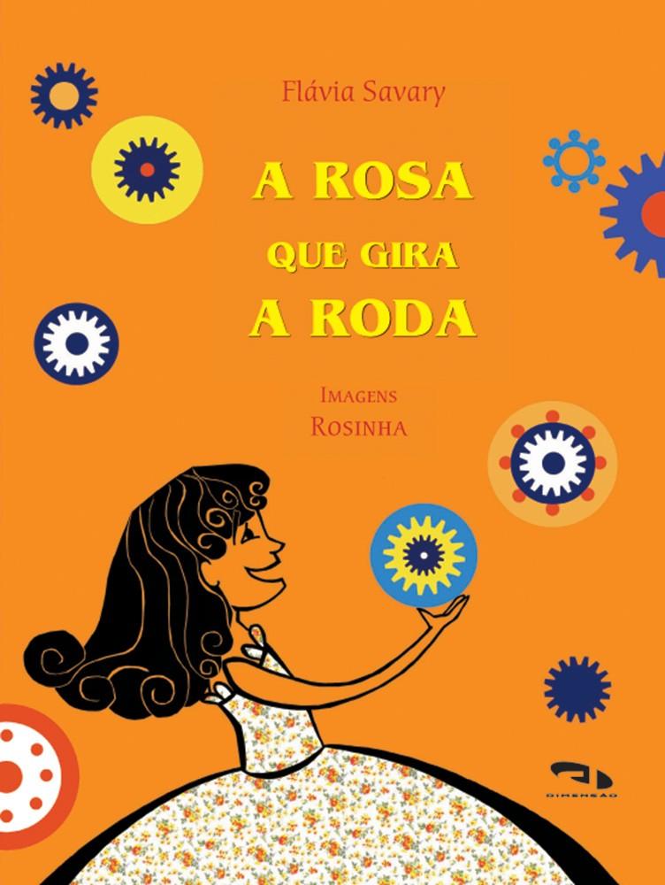Foto 1 - Rosa que gira a roda, A