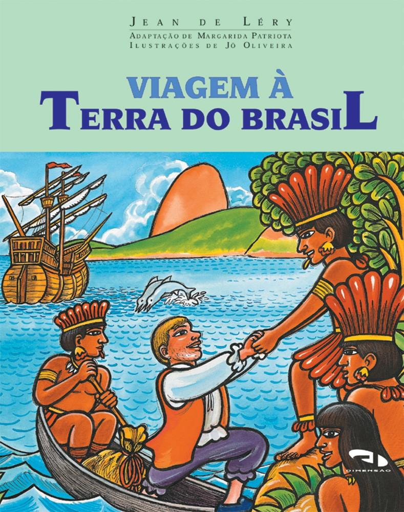 Foto 1 - Viagem à Terra do Brasil