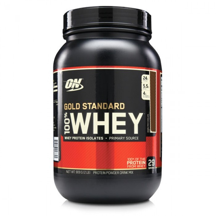 Foto 1 - 100% Whey Gold Standard - Optimum Nutrition